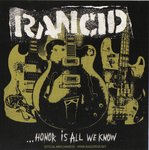 Rancid - Honor (Aufkleber)