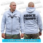 Cock Sparrer - Shock Troops (Zip Hood)