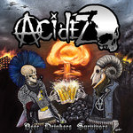 Acidez - Beer Drinkers Survivors (LP) Gatefold