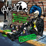 Acidez - Don´t ask for permission (LP) Gatefold