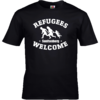 REFUGEES WELCOME SENFTENBERG (T-Shirt)