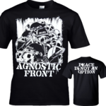 AGNOSTIC FRONT - POLICE (T-Shirt)
