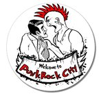 PUNKROCK CITY (Pin 25mm)