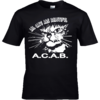 ALL CATS ARE BEAUTIFUL (T-SHIRT) S-XXL 12€ Laketown Records