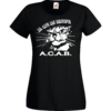 ALL CATS ARE BEAUTIFUL (Girlie)  S-XXL 12€ Laketown Records