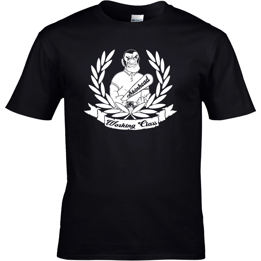 Skinhead Working Class T Shirt S Xxl Laketownrecords Onlineshop