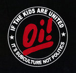 IF THE KIDS ARE UNITED (Patch)
