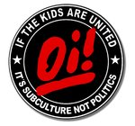 IF THE KIDS ARE UNITED (Button 25mm)