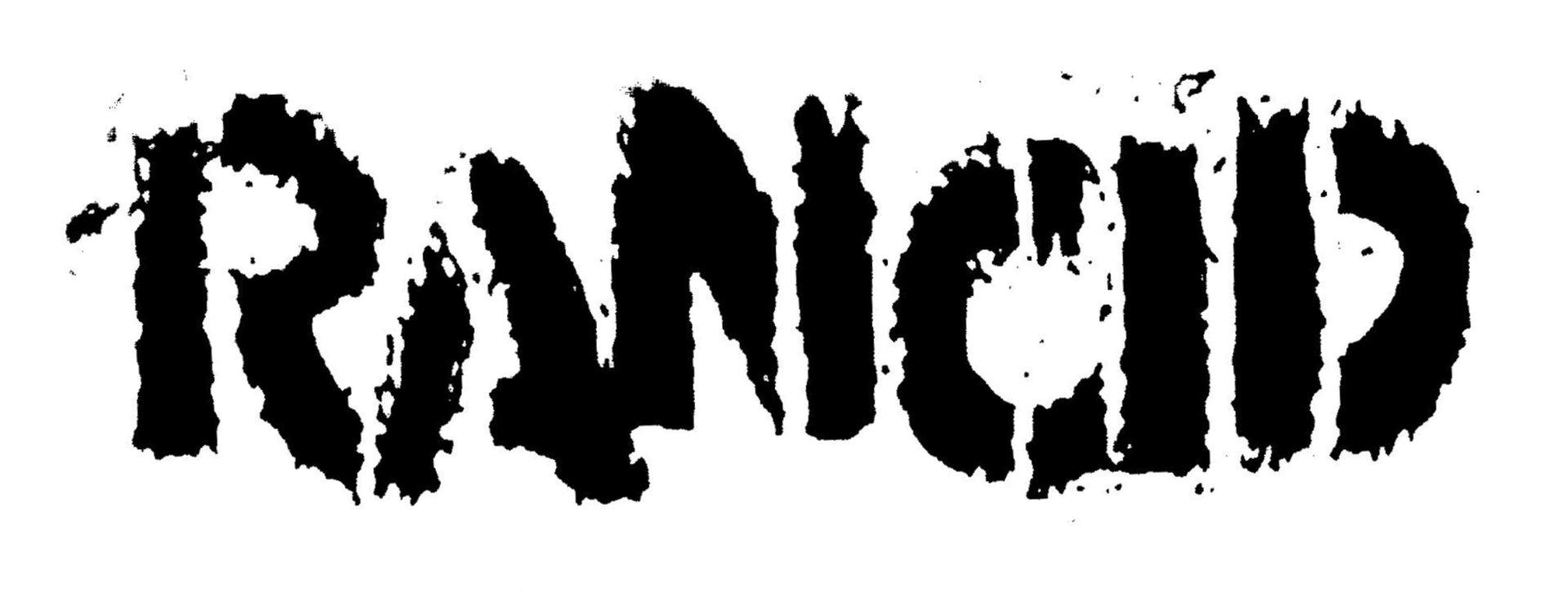 rancid logo patch laketownrecords label amp onlineshop