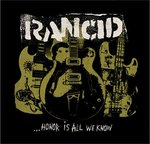 RANCID - HONOR IS ALL WE KNOW (Patch gedruckt)