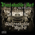 PUNISHABLE ACT - UNBREAKABLE SPIRIT / DOGS OF HARDCORE (CD)