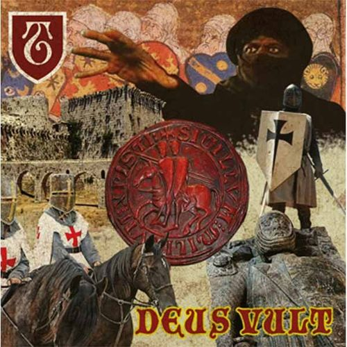 THE TEMPLARS - DEUS VULT (LP)