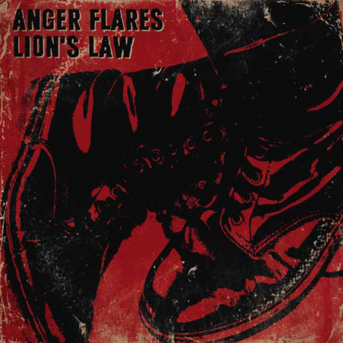 LION'S LAW / ANGER FLARES (SPLIT EP)