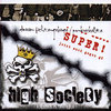 DIVISION FICHTENGEBIRGE / HIGH SOCIETY - SPLIT (CD)