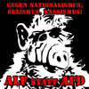 ALF STATT AFD (printed Patch)