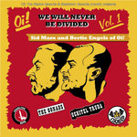 The Gonads / Uchitel Truda - Oi! We Will Never Divided Vol. 1 (Split EP)