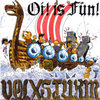 VOLXSTURM - OI! IS FUN (CD) 1996 Nordland Records