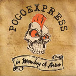 POGOEXPRESS - IN MEMORY OF ARTHUR (LP) Black Vinyl