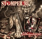 STOMPER 98 - ALTHERGEBRACHT (LP) PRE-ORDER Gatefold ltd. red