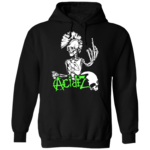 ACIDEZ - FUCK YOU (Hoodie)  - OFFICIAL ACIDEZ BANDMERCH -