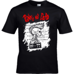 PUNKS NOT DEAD (T-SHIRT) S-XXL