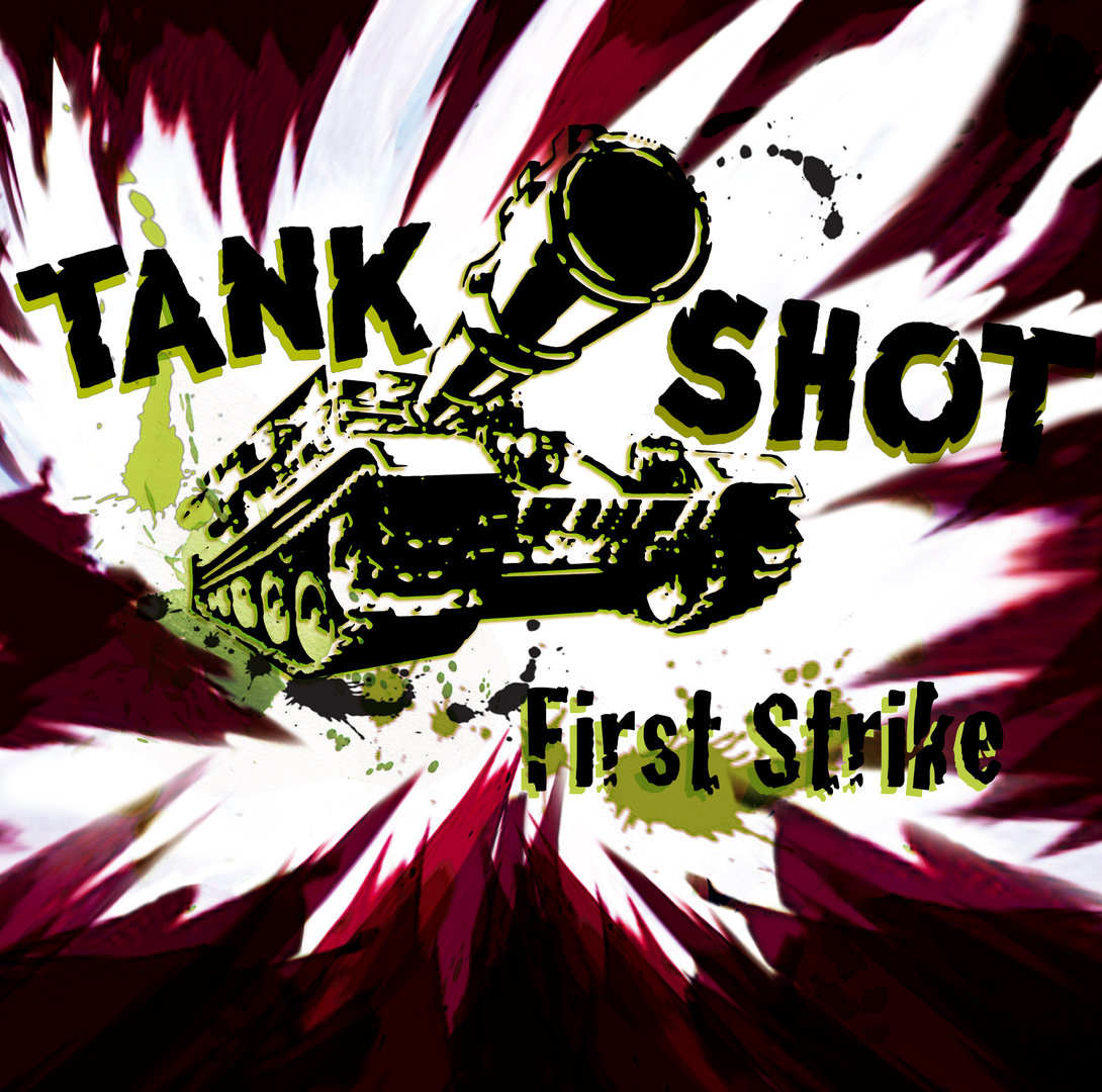 TANK SHOT - FIRST STRIKE (CD DIGIPACK) LTD. EDITION + BOOKLET