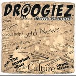 "DROOGIEZ - STRUGGLE FOR EXISTENCE (10"") Limited orange vinyl"