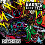 RATRACE - HARDER THEY FALL(LP) + DLC ltd. 300 copies 2018