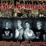 RIOT COMPANY - THE FIRE IS STILL BURNING (EP) ltd. colored