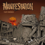MANIFESTATION - FAIR ENOUGH (LP) black 14€