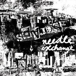 "SCRAPS / NEEDLE EXCHANGE (SPLIT 7"") Limited translucent film"