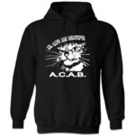 A.C.A.B. ALL CATS ARE BEAUTIFUL (Kapu) S-XXL 23€