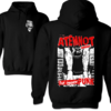 ATEMNOT - INDIZIERT (Hoodie) S-XXL 25€ Laketown Records