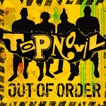 TOPNOVIL - OUT OF ORDER (LP) ltd. green yellow splatter