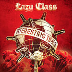 LAZY CLASS - INTERESTING TIMES (LP) Gatefold ltd.white