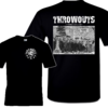 THROWOUTS - Cover (T-Shirt) S-3XL 13€ Laketown Records