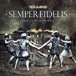 7er JUNGS - SEMPER FIDELIS (LP) Glow in the dark black