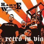 "HARTE WORTE – RETRO IN VIA (LP) 12"" 13,90€ ltd. orange"