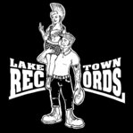 LAKETOWN RECORDS (Patch gedruckt) 1€