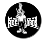 LAKETOWN RECORDS (Pin 25mm) 1€