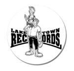 LAKETOWN RECORDS (Button 25mm) 1€
