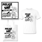 POLICE SHIT / EINHORN KRIEGER - SAFE THE PUNK Bundle colored