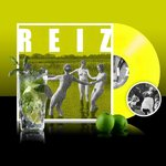 REIZ - S/T (LP) clear neon yellow 12€
