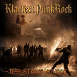 KLARTEXT PUNKROCK - DER STAAT IS TOT (CD) 12€