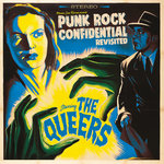 THE QUEERS - PUNK ROCK CONFIDENTIAL REVISITED (LP) blue vinyl