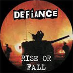 DEFIANCE - RISE OR FALL (Picture LP) 14€