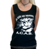 ALL CATS ARE BEAUTIFUL (Girly Tank Top) 12€ XS-XXL