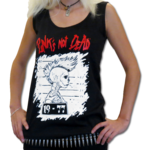 PUNKS NOT DEAD (Girly Vest) 13€ S-XXL
