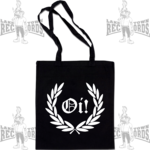 OI! (cotton bag) 6€ Laketown Records Onlineshop