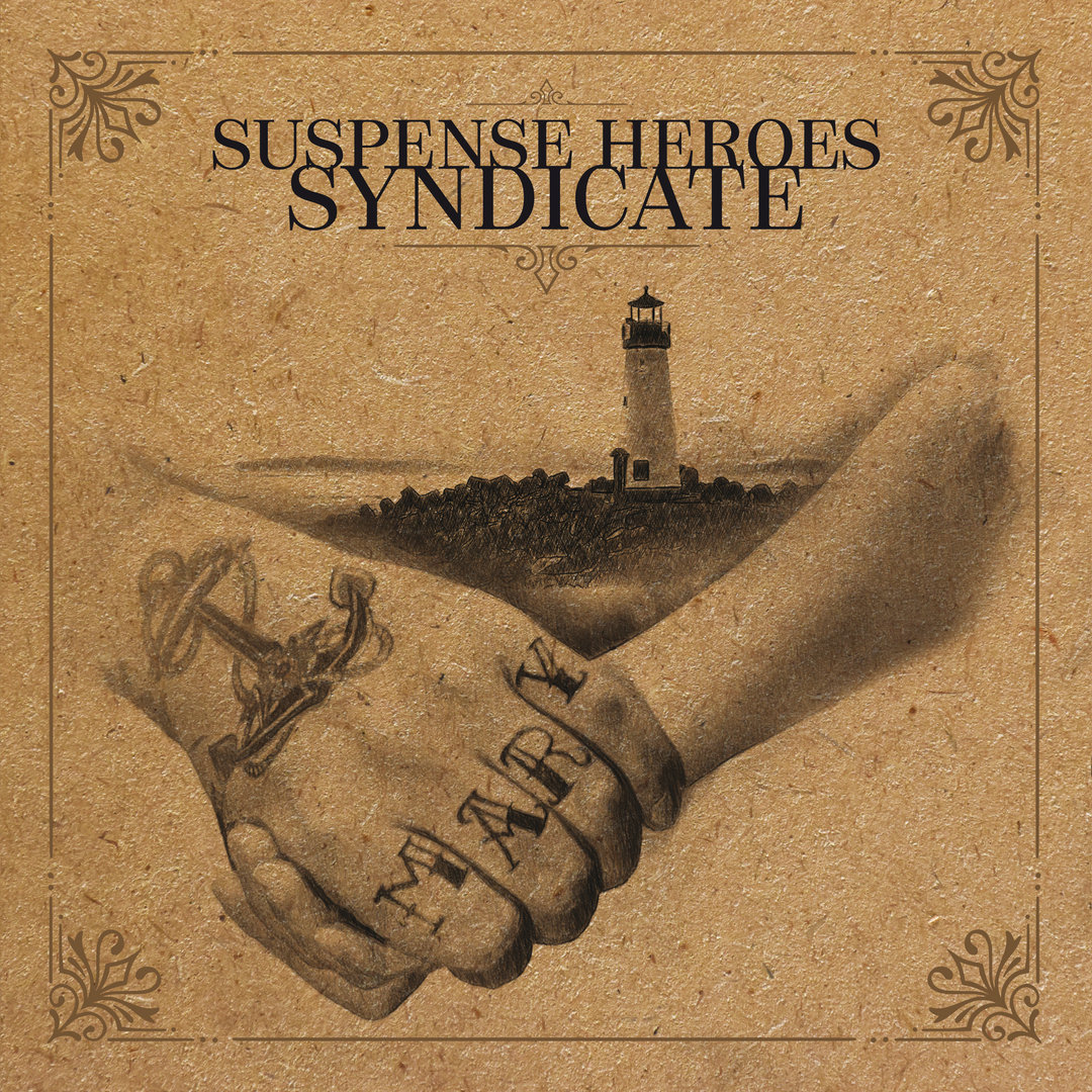 "SUSPENSE HEROES SYNDICATE - MARY (7"" EP) ltd. col. Vinyl 6€"